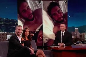 "Kaitlyn And Shawn Finally Talk About The Snapchat Sent From ""Bachelorette"" Hell"