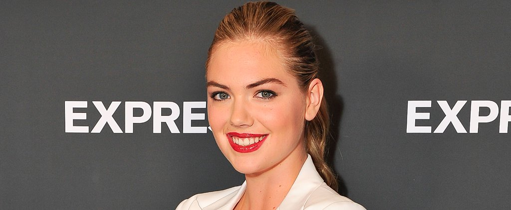 Kate Upton Shares a Cheeky Pic on Instagram