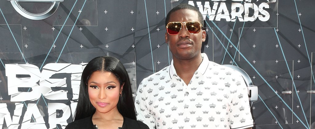 "Nicki Minaj and Meek Mill Get Steamy in Their ""All Eyes on You"" Video"