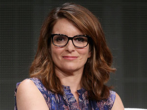 Tina Fey Thinks Donald Trump Is 'Great For Comedy'