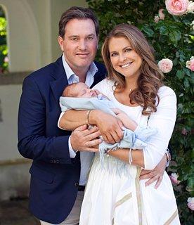 Princess Madeleine Family Photos July 2015