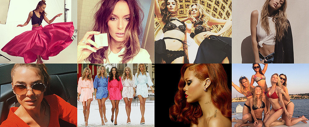 The Sexiest and Most Stylish Celebrity Instagram Pictures From the Week