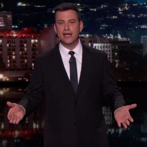 Jimmy Kimmel Crying About Cecil the Lion
