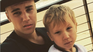 Justin Bieber's Siblings, Jazmyn and Jaxon, Sing 'Baby'
