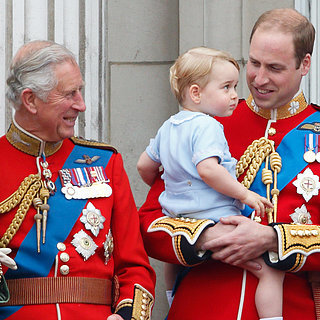 You Won't Believe What Prince Charles Gave Prince George For His Birthday