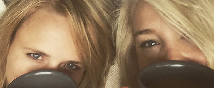 "Miranda Lambert: ""Thank You Jesus For Girlfriends and Coffee"""