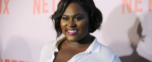 OITNB's Danielle Brooks Posts an Inspiring Message With Her Latest Gym Selfie
