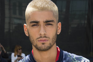 Zayn Malik Is Working With Frank Ocean's Producer, Malay