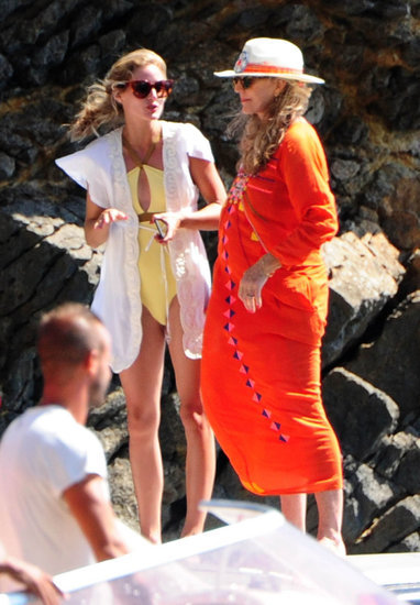 Olivia Palermo Makes the Case For Buying 1 Swimsuit in Multiple Colors