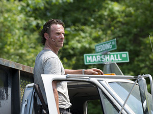 New 'Walking Dead' Character Hints At A Shocking Moment Ahead