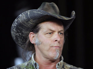 Ted Nugent Calls People 'Stupid' For Being Upset About The Killing Of Cecil The Lion