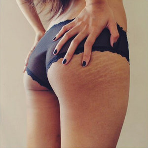 The #ThighReading Trend Proves the Days of Thigh Gaps Are Long Gone