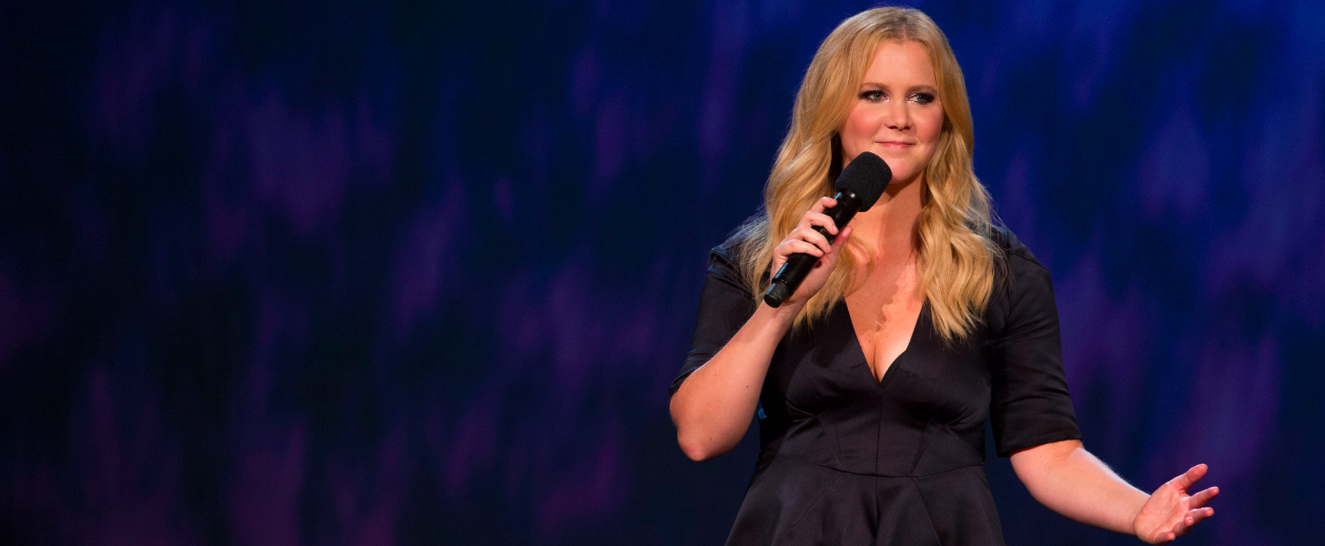 HBO's Amy Schumer Special Could Not Come at a Better Time