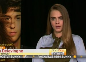 Cara Delevingne Explains That Awful, Painful Interview