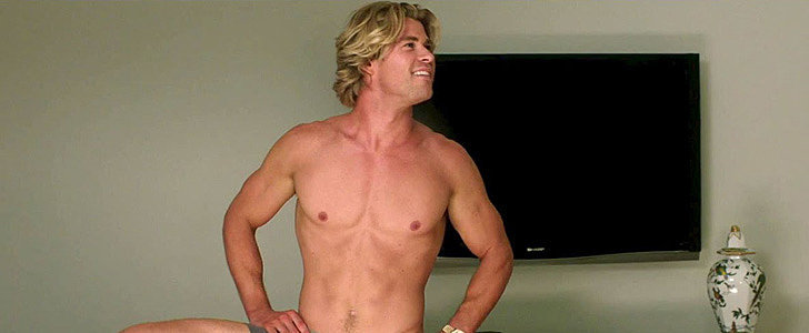 And Now, Chris Hemsworth Talks About Trying on Different Penis Sizes