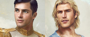 The Disney Princes Are Seriously SMOKIN' in This Realistic Artwork