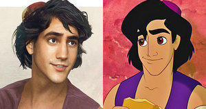 7 Disney Princes Get Real in Eerily Lifelike Makeovers