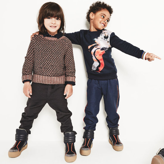 H&M Kids Fall 2015 Collection