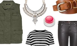 Transition your Summer Pieces into Fall