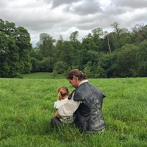 Chris Hemsworth's Best Moments With His Kids