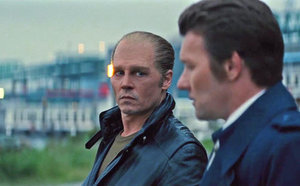 FROM EW: Another Black Mass Trailer, Another Terrifying Look at Johnny Depp as Whitey Bulger