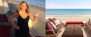 Of Course Mariah Carey Is Using Airbnb in the Most Luxurious Way Possible