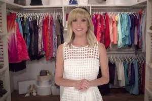 What The Hell Is Going On With Kristin Cavallari's Secret Bangs Commercial?