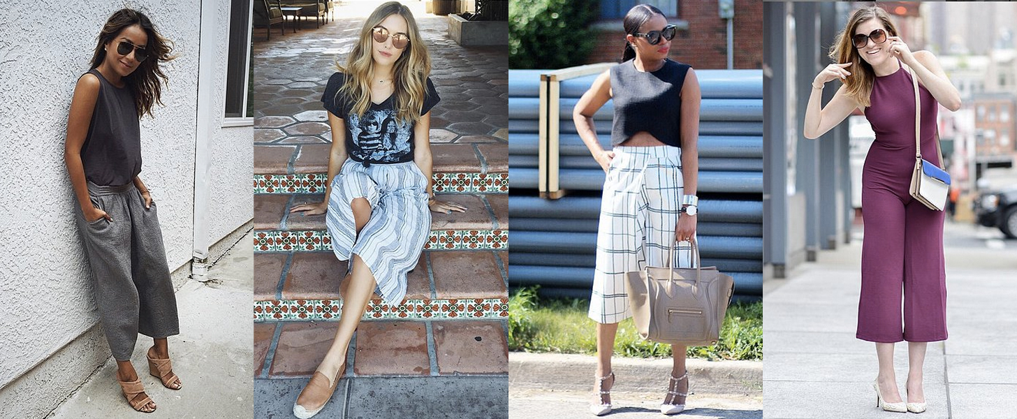 Let These Real-Life Looks Inspire You to Finally Try Culottes