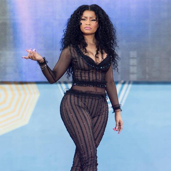 Nicki Minaj Calls Out Her Ex-Boyfriend on Stage