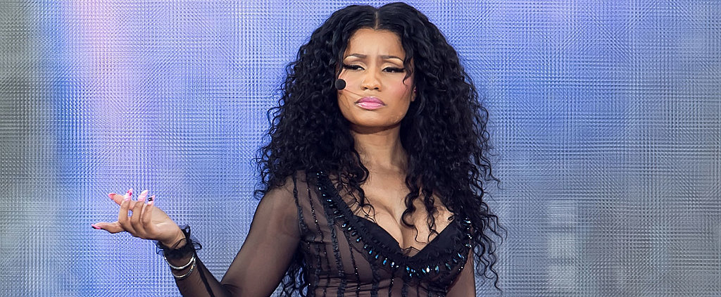 Nicki Minaj Calls Out Her Ex-Boyfriend on Stage