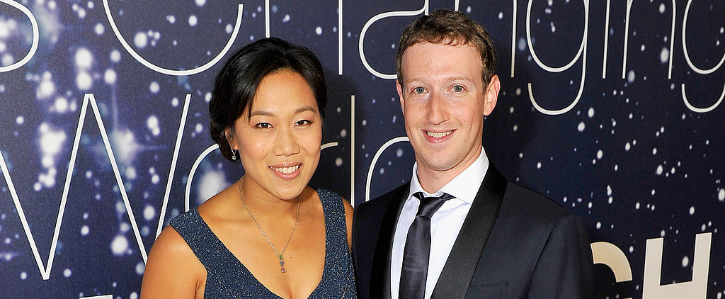 OMG: Mark Zuckerberg and Priscilla Chan Are Expecting a Baby!
