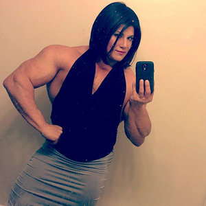 Meet the Champion Powerlifter and Former Marine Who Came Out as Transgender