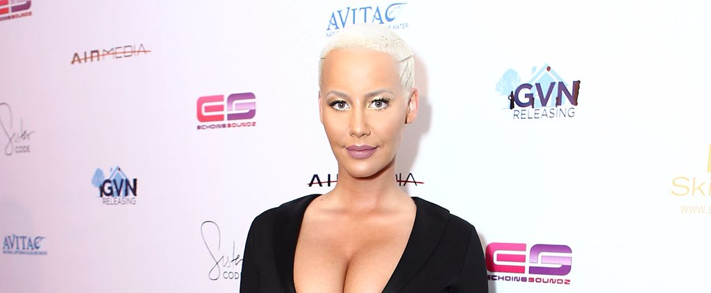 Amber Rose Speaks About Her Feud With the Kardashians