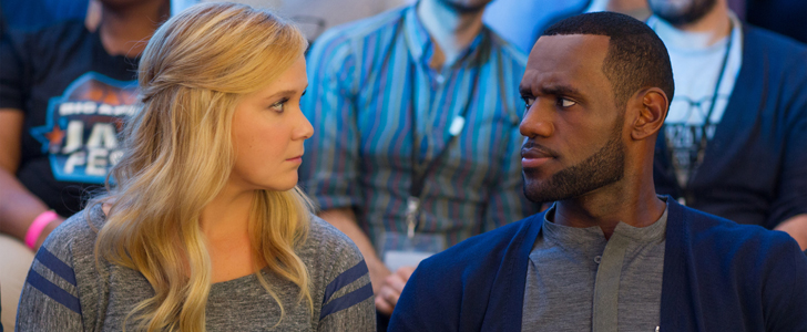 Trainwreck Blooper Reel: Amy Schumer Cannot Keep a Straight Face Around LeBron James