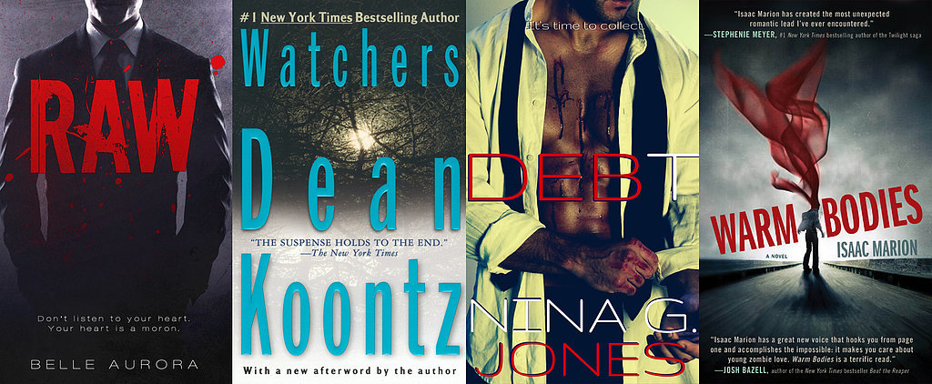 17 Shocking Romance Novels Not For the Faint of Heart