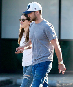 Justin Timberlake, Jessica Biel Spotted Together Three Months After Welcoming Son Silas: Photos!