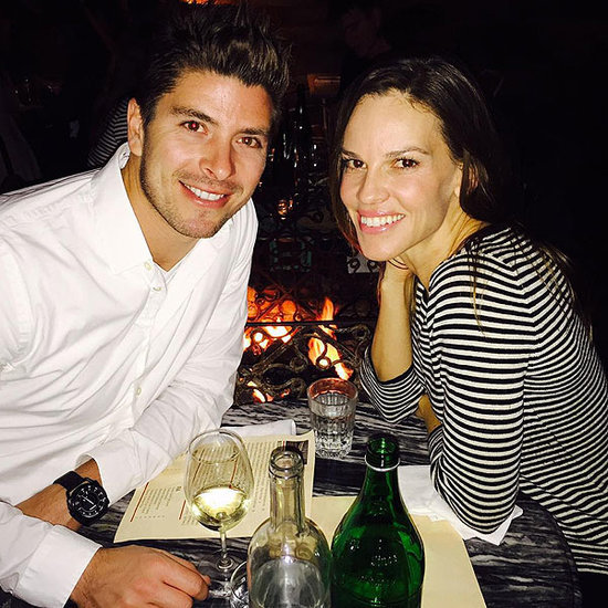 Hilary Swank Is Not Dating a Former Bachelorette Contestant - But They Are Friends
