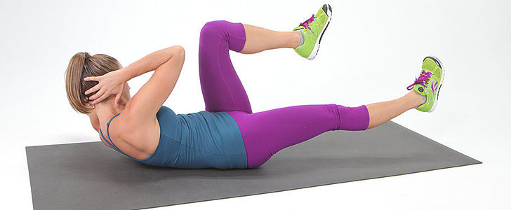 4 Moves to Strengthen and Tone Side Abs