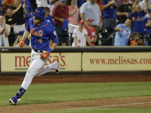 Wilmer Flores' Friday Night Was Straight Out Of A Hollywood Movie