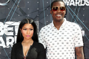 Apparently Nicki Minaj And Meek Mill Have Broken Up