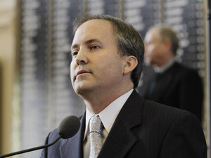 Texas Attorney General Ken Paxton Indicted