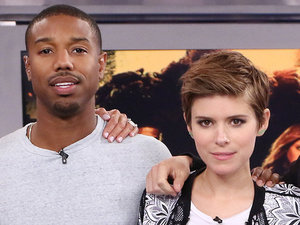 'Fantastic Four' Cast Handles Offensive Interview Like Pros