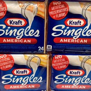 Kraft American Singles Recall Alert