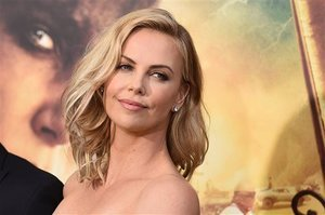 Charlize Theron Adopts Baby No. 2
