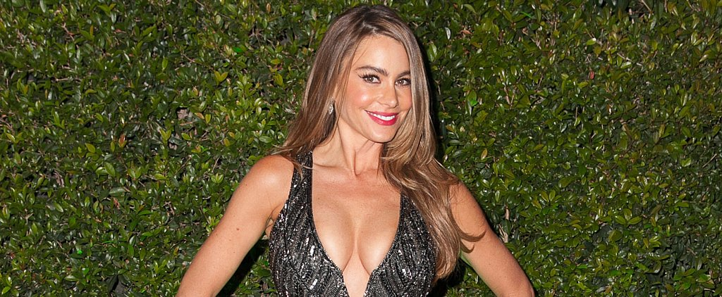 "Sofia Vergara Thinks She Looks ""Like a Drag Queen"" and Talks Kim Kardashian Comparisons"