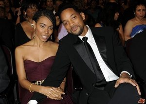 "Will Smith & Jada Pinkett Smith Deny Divorce Rumors, Call Each Other ""King"" And ""Queen"""