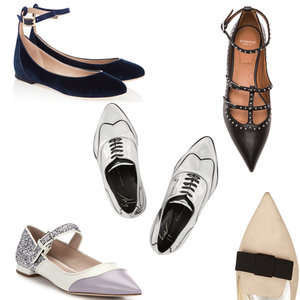 50 Fancy Flats You Need To Own