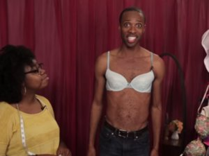 These Guys Were Challenged To Wear Bras For A Week, And It Went Exactly As You'd Expect