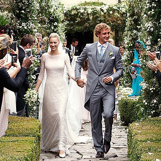 Pierre Casiraghi and Beatrice Borrom