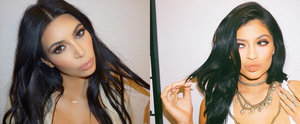 Photographic Proof That Kim and Kylie Are Beauty Twins